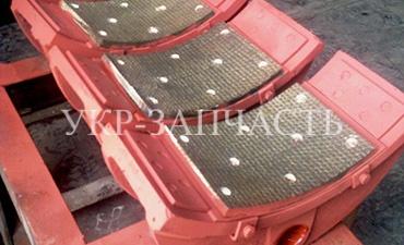 Запасные части для машины погрузочной стволовой КС-2У/40, 2КС-2У/40